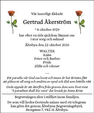 text till telegram begravning