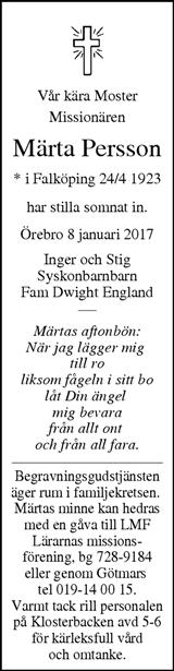 falköpings tidning dödsannonser